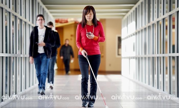 Hành khách khuyết tật trên chuyến bay Vietravel Airlines