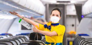 Hành lý bị cấm vận chuyển trên chuyến bay Vietravel Airlines