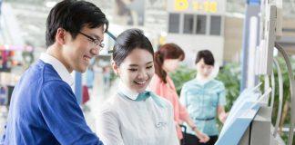 Korean Air thông báo điều chỉnh giờ làm thủ tục check in