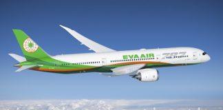 Lịch bay Eva Air đi Đài Loan nối chuyến đi Mỹ tháng 3