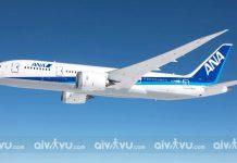 Lịch bay Tokyo về Hồ Chí Minh tháng 3 tháng 4 All Nippon Airways