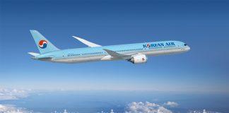 Lịch bay từ Hàn Quốc về Việt Nam tháng 3 Korean Air