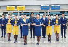 Thông tin dịch vụ Vietravel Airlines cung cấp trên chuyến bay