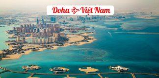 Vé máy bay từ Doha về Việt Nam giá rẻ