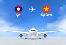 Vé máy bay từ Lào về Việt Nam giá rẻ