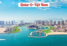 Vé máy bay từ Qatar về Việt Nam giá rẻ