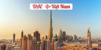Vé máy bay từ UAE về Việt Nam giá rẻ