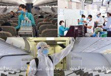 Vì sao đi máy bay Vietnam Airlines mùa Covid – 19 an toàn hơn?