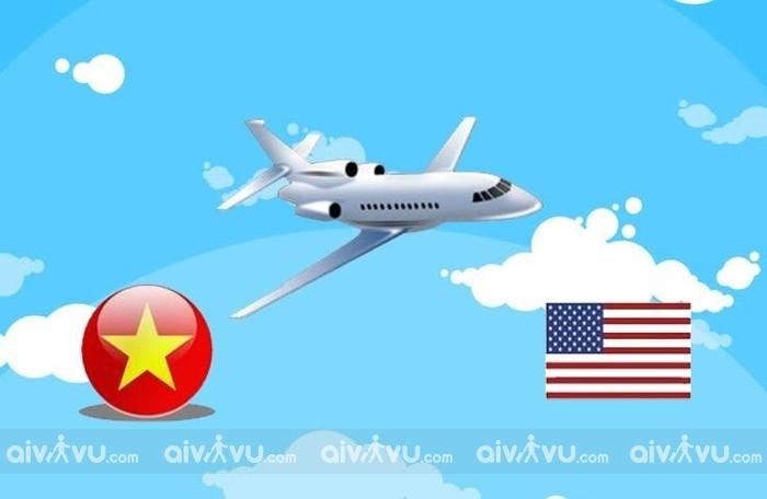 Thời gian bay từ Việt Nam sang Mỹ mất bao lâu?