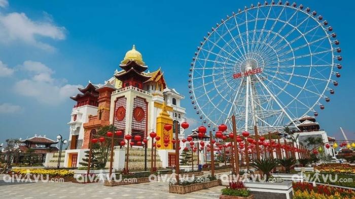 Top 10 địa điểm du lịch Đà Nẵng 2021 nổi tiếng check in siêu xịn xò