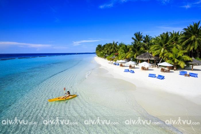 Bãi biển Cửa Cạn một trong những bãi biển đẹp nhất Phú Quốc