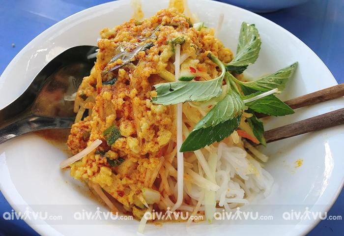 Cách nấu bún Kèn Phú Quốc món ăn đặc sản của Đảo ngọc