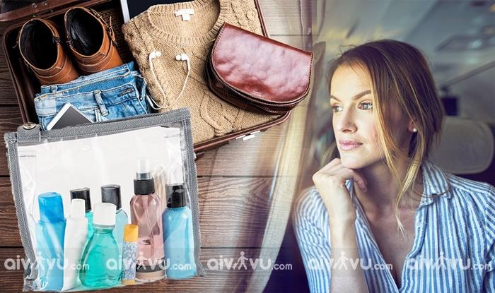 Chất lỏng, gel và bình xịt mang theo hành lý xách tay