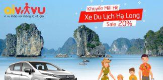 Dịch vụ cho thuê xe du lịch đi Hạ Long giá rẻ
