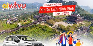Dịch vụ cho thuê xe du lịch đi Ninh Bình giá rẻ