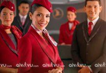 Đại lý Turkish Airlines Việt Nam chính thức ở đâu?