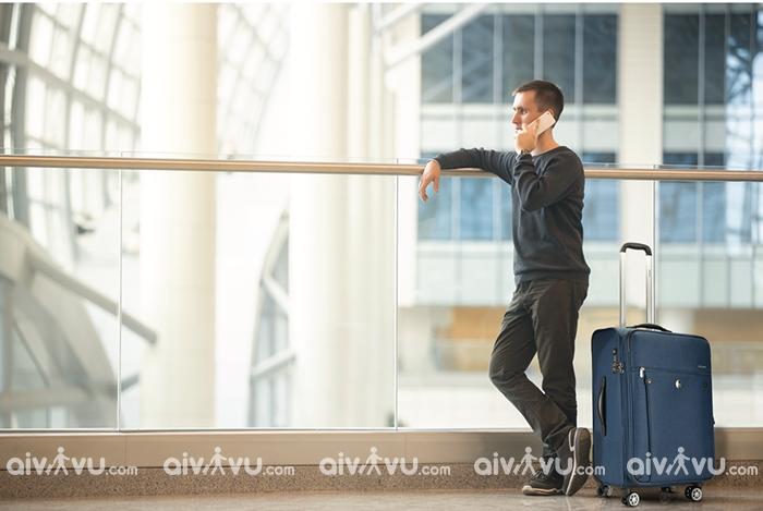Kích thước hành lý ký gửi American Airlines