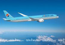Korean Air thông báo lịch bay dự kiến về Việt Nam tháng 4, 5/2021