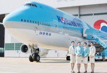 Lịch bay từ Hàn Quốc về Việt Nam tháng 4 của hãng Korean Air
