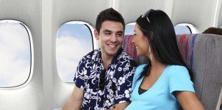 Quy định bà bầu đi máy bay American Airlines mới nhất