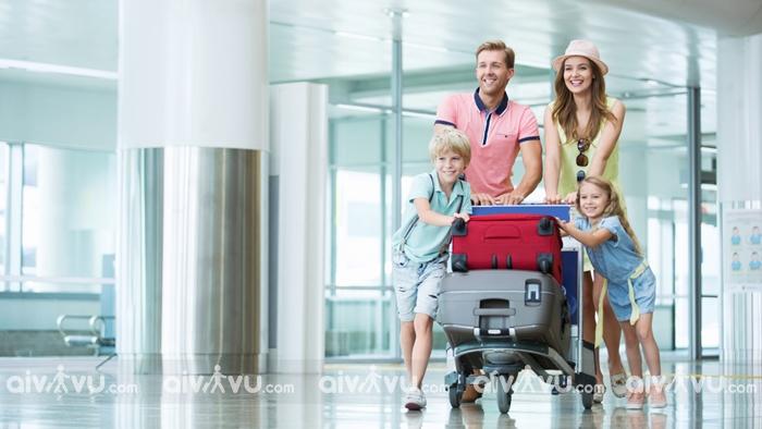 Quy định hành lý United Airlines