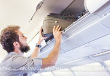 Quy định hành lý xách tay American Airlines chi tiết