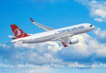 Quy định hoàn đổi vé máy bay Turkish Airlines nhanh chóng