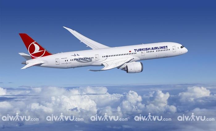 Quy định hoàn đổi vé máy bay Turkish Airlines