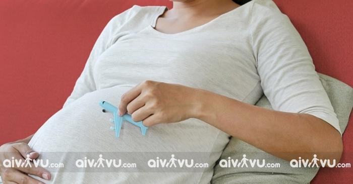 Thời gian thai kỳ an toàn để đi máy bay United Airlines