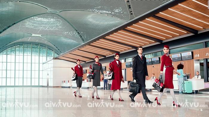 Văn phòng đại diện hãng hàng không Turkish Airlines Việt Nam