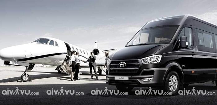Vì sao nên sử dụng dịch vụ Taxi sân bay Nội Bài giá rẻ của Aivivu