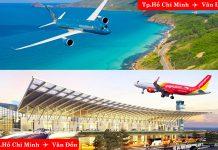 Vietnam Airlines – Vietjet Air khai thác trở lại chặng bay Vân Đồn