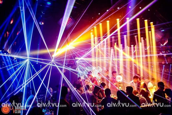 Barocco Club – Quán bar Sài Gòn sang trọng