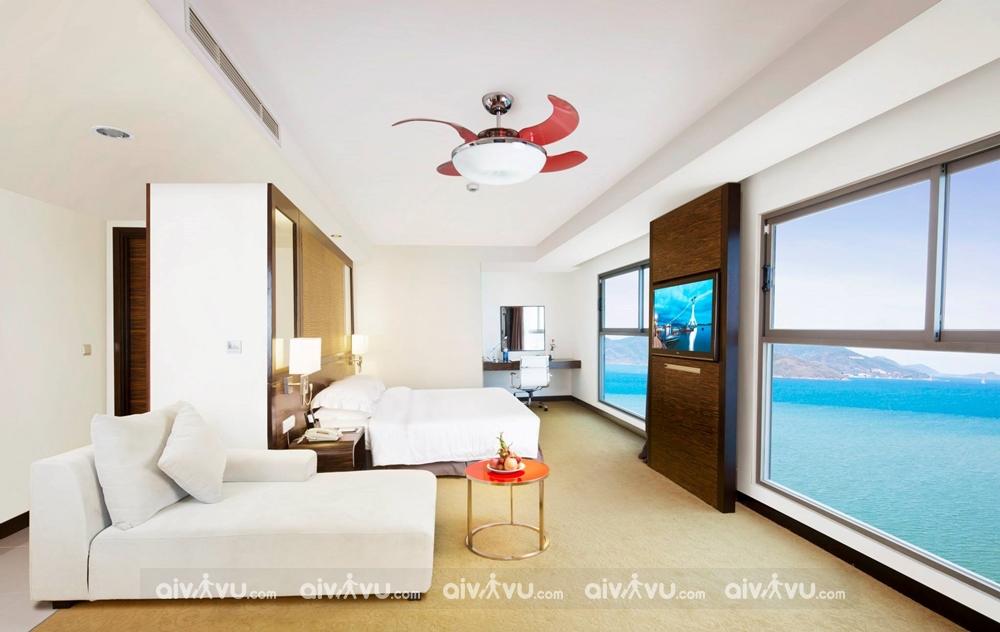 Hạng phòng Deluxe tại Havana Nha Trang hotel