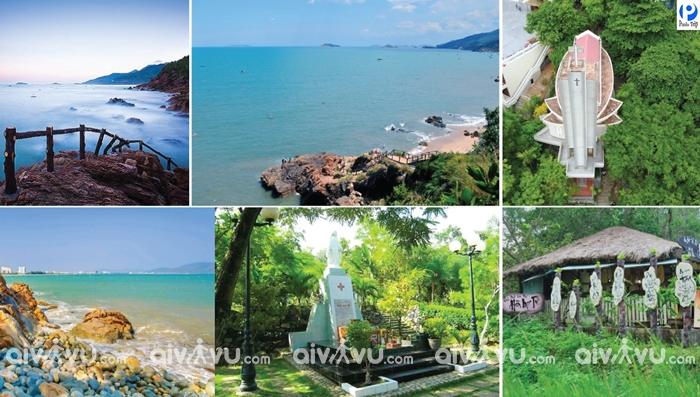 Tour du lịch Hà Nội – Quy Nhơn – Phú Yên 4 ngày 3 đêm