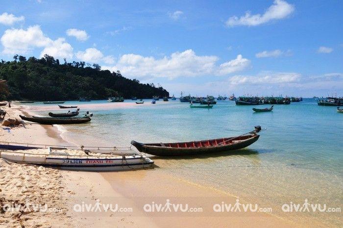 Làng chài Gành Dầu Phú Quốc
