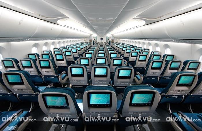 Tần suất khai thác Siêu máy bay thân rộng của Vietnam Airlines