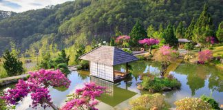 """Que Garden Đà Lạt – """"Nhật Bản thu nhỏ"""" ngay giữa lòng thành phố ngàn hoa"""