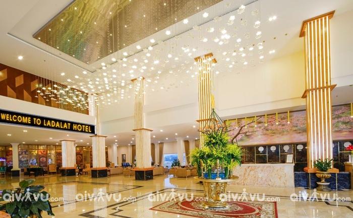 Sảnh khách sạn Ladalat