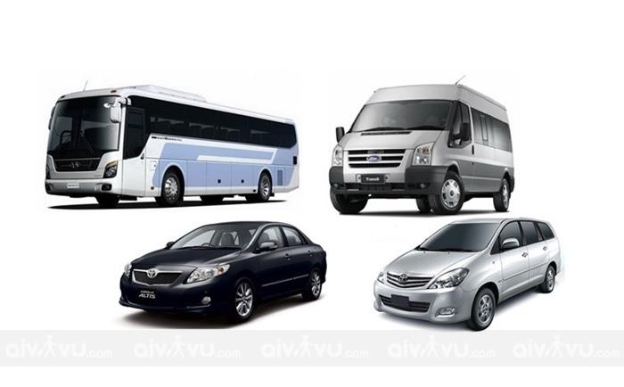 Vì sao nên lựa chọn dịch vụ cho thuê xe du lịch có người lái của Aivivu