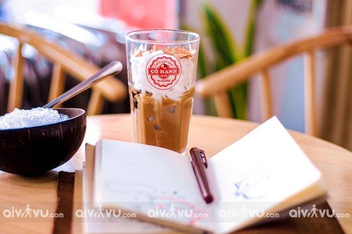 7 quán cafe cốt dừa ngon nhất Thủ đô Hà Nội
