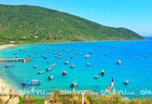 Chiêm ngưỡng cảnh sắc hoang sơ của đảo Hòn Lớn Nha Trang