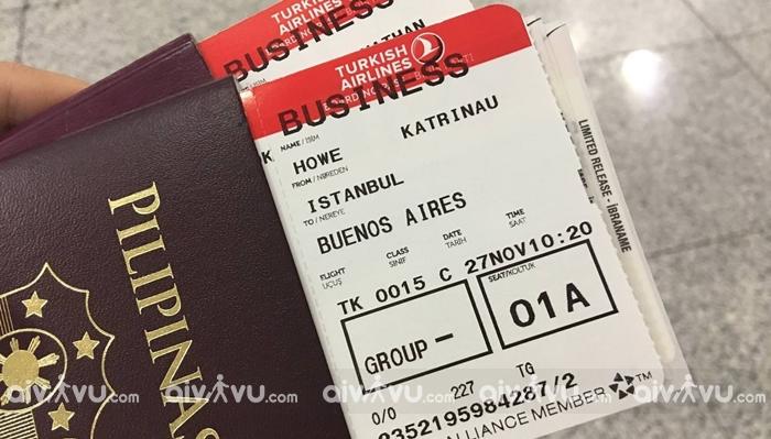 Có được đổi tên trên vé máy bay Turkish Airlines không?
