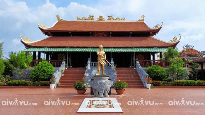 Đình Nguyễn Trung Trực nét văn hóa tâm linh Phú Quốc