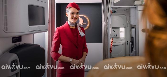 Hãng hàng không Turkish Airlines tại Việt Nam