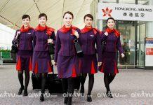 Hướng dẫn mua vé máy bay Hongkong Airlines giá rẻ
