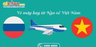 Mở bán vé chuyến bay Charter Hà Nội – Moscow – Cam Ranh