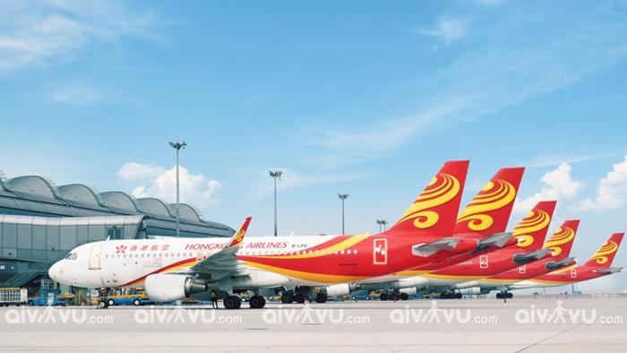 Phí đổi vé máy bay Hong Kong Airlines bao nhiêu?