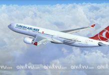 Quy định đổi ngày vé máy bay Turkish Airlines mới nhất