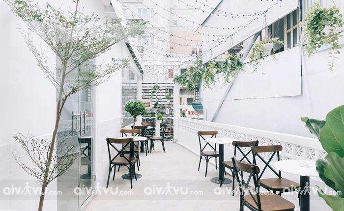Tee Coffee Quán Cafe được giới trẻ Sài Gòn check in nhiều nhất